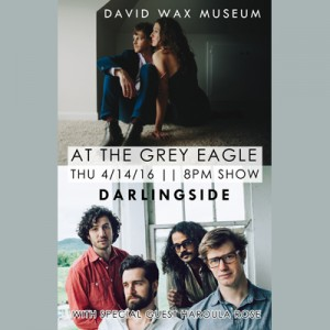 David Wax + Darlingside event image